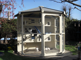 Hand Made Bespoke Pet Enclosures Luxury Pet Homes