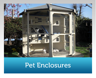 Custom Handmade Cathouses Pet Enclosure 39 S