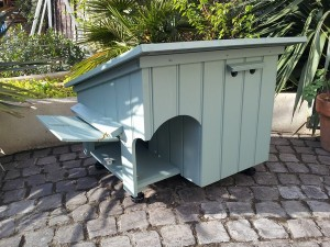 CUSTOM CATHOUSE