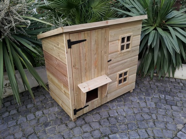 Custom Handmade Cat Houses Luxury Pet Homes