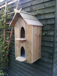 TWIN WALL DOVECOTE