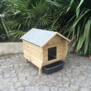 Lodge litter house
